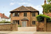Detached house for sale in Hermitage Lane...