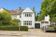 semi detached property for sale in Hodford Road...