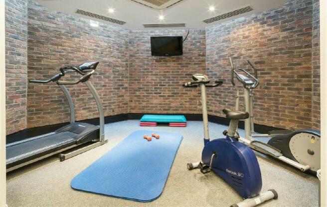 Leisure Centre Gym