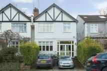 Priory Gardens semi detached house for sale