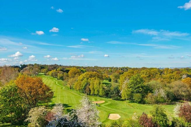 View over Golf Cours