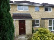 Terraced property in Stratton Heights...