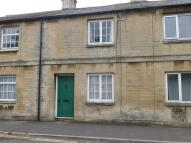 Terraced house in Queen Street, Cirencester