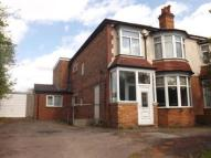 5 bed semi detached property in Warwick Road...