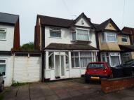 Tetley Road semi detached house for sale
