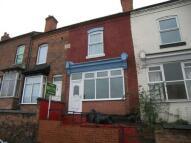 2 bedroom Terraced home in Warwick Road, Tyseley...