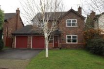 4 bed Detached house in Riverbank Close...