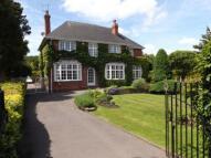 4 bed Detached house for sale in Leek Road, Endon...