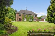 Detached property for sale in Keele Road, Keele...