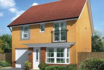 4 bed new home for sale in Newcastle, Staffordshire
