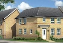 2 bed new house for sale in Newcastle, Staffordshire