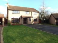 Detached house for sale in Long Meadow, Newcastle...