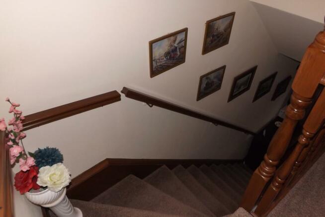 Stairways / Landing.