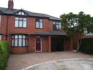 semi detached home in Station Road, Delamere...
