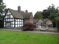 Cottage for sale in Warrington Road...