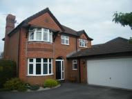 Detached house in Rowton Close, Northwich...