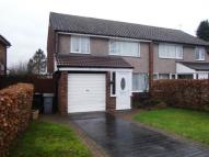 3 bedroom semi detached home in Fir Close, Poynton...
