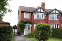 3 bedroom semi detached house for sale in Dickens Lane, Poynton...
