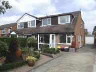 semi detached home for sale in Graymarsh Drive, Poynton...