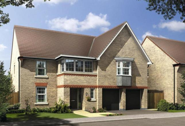 5 Bedroom Detached House For Sale In The Hatherley