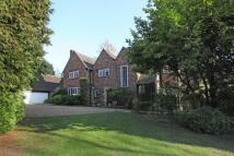 6 bed Detached house in Chelford Road, Prestbury...