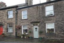 Terraced house in Shrigley Road...