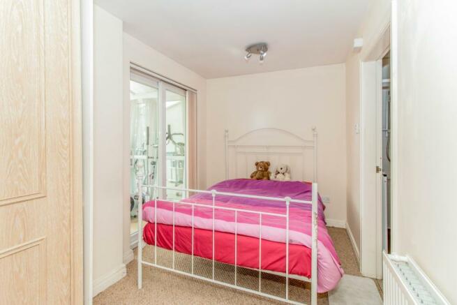 Bedroom / Reception