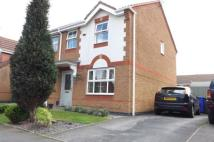 3 bed semi detached property in Chedworth Drive...