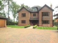 Detached property in Black Firs Lane...