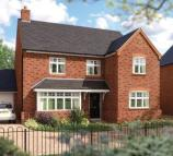 5 bed new property for sale in Hind Heath Road...