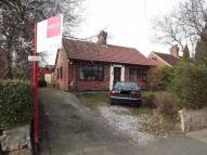 Bungalow for sale in Heath Road, Sandbach...