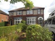 2 bedroom semi detached property in Colley Lane, Sandbach...