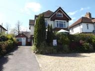 Detached house in Romsey Road, Lyndhurst...