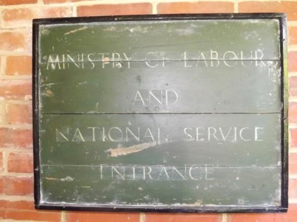 Ministry of Labour P