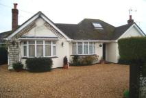 Bungalow for sale in Highfield Road, Ringwood...