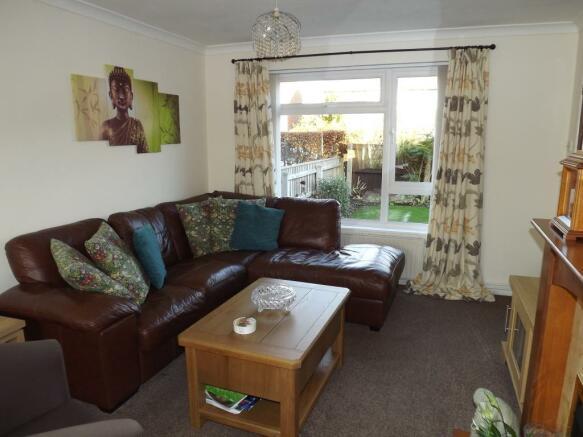 Lounge dining room