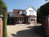 4 bed Detached property in Vicarage Road, Verwood...