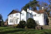 Detached house for sale in Hollies Lane, Wilmslow...