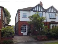 semi detached home in Fulshaw Avenue, Wilmslow...
