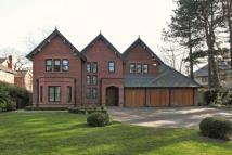 Detached house in Wilmslow Park South...