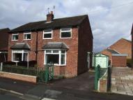 semi detached home for sale in Annis Road...