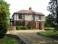 4 bedroom Detached home in Chelford Road...