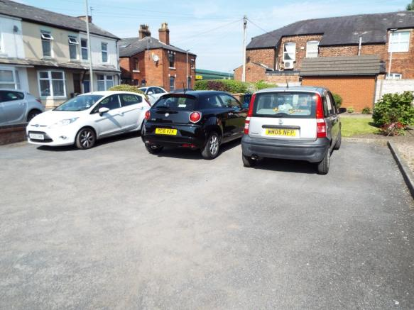 Communal Parking Are