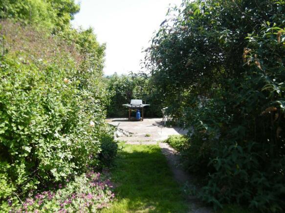 Garden Patio Approac