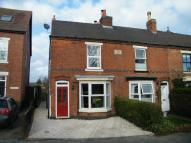 3 bed End of Terrace house in Pingle Lane, Hammerwich...