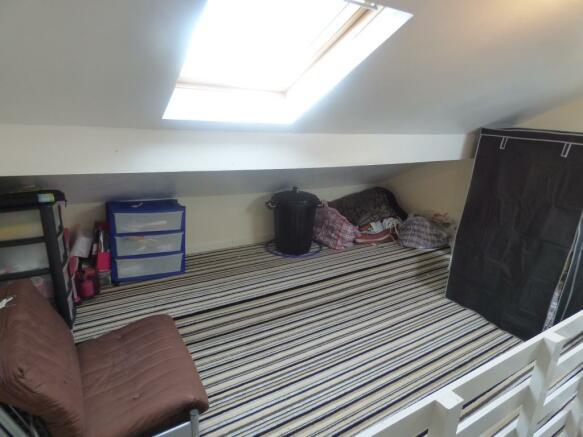 Attic Room (used as