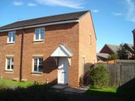 semi detached home in Cheshire Court...