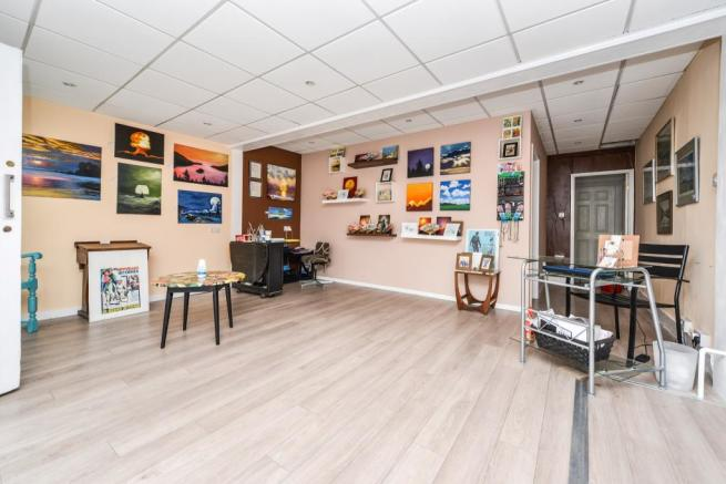 Shop Reception/Galle