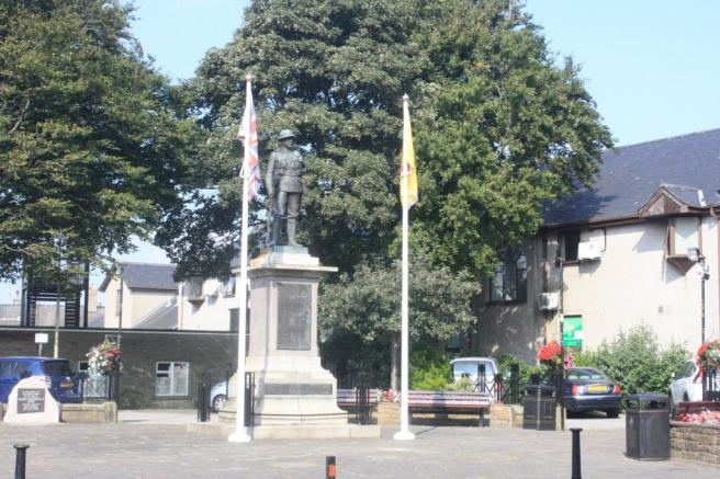 Carnforth memorial