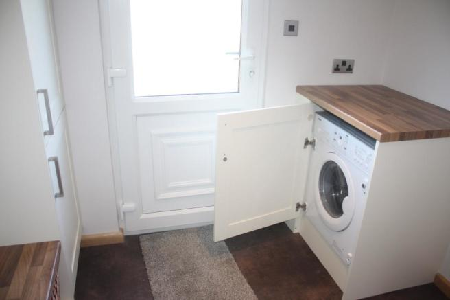 Built in Washer